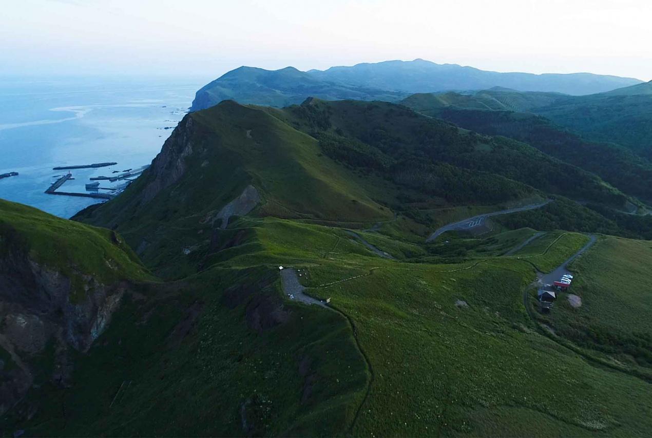 北海道礼文島桃岩周辺